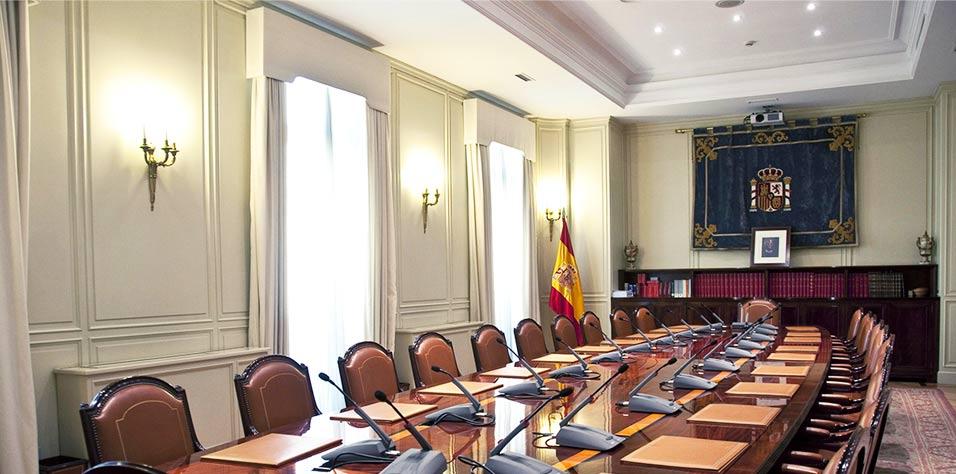 El CGPJ escucha este miércoles al aspirante a presidir la audiencia provincial Granada