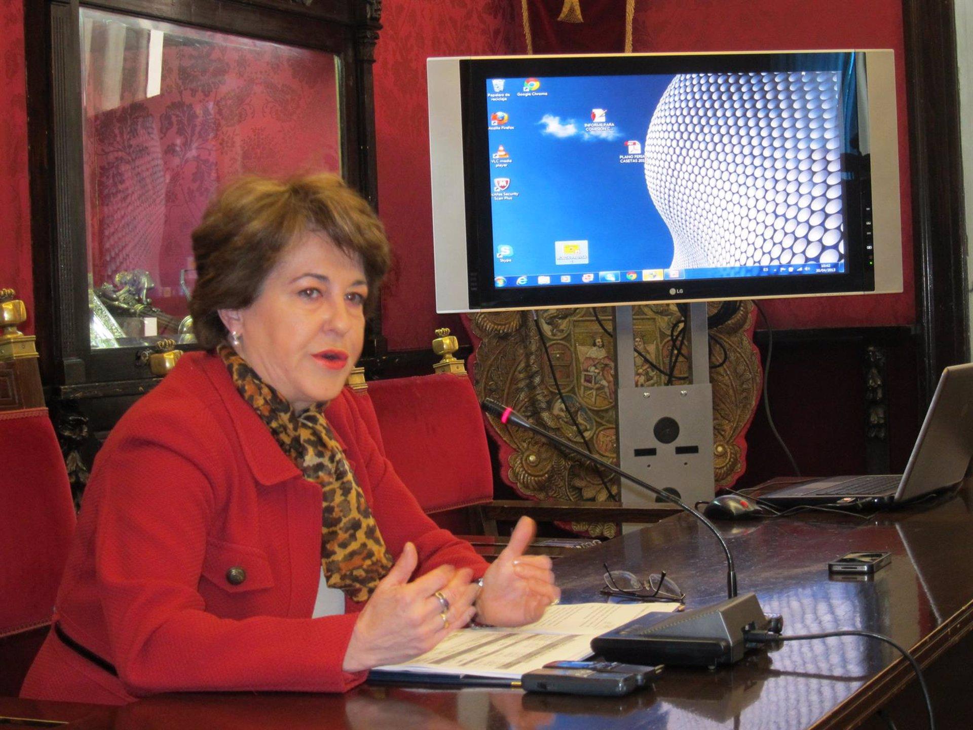 La exedil del PP Telesfora Ruiz niega intervención en el expediente Mulhacén del caso Nazarí