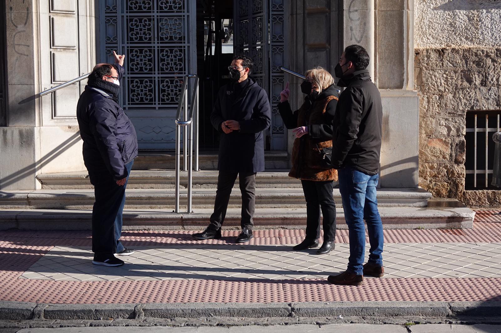 Cuenca exige a Salvador que dé a conocer los proyectos pedidos a Europa y los millones solicitados