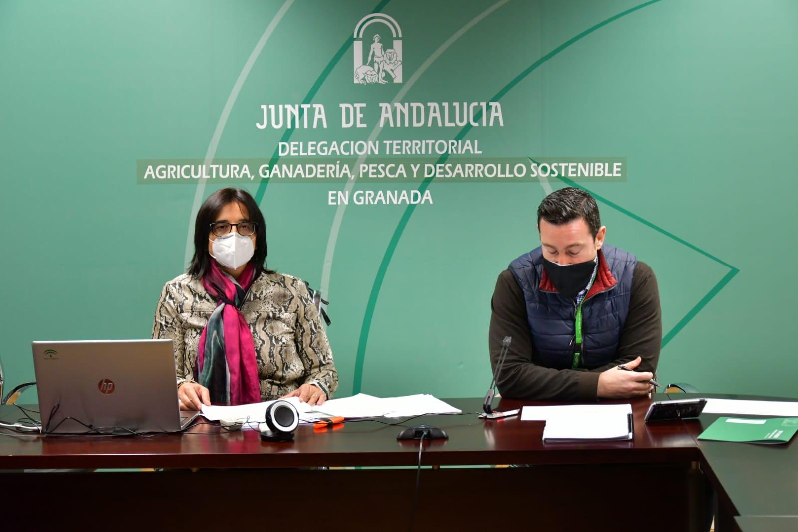 El sector agrario granadino afectado por el COVID19 recibe 2,9 millones en ayudas