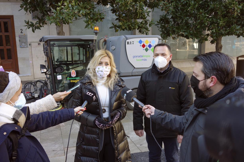 Granada incrementa los datos de reciclaje de cartón y papel, según Medio Ambiente del Ayuntamiento