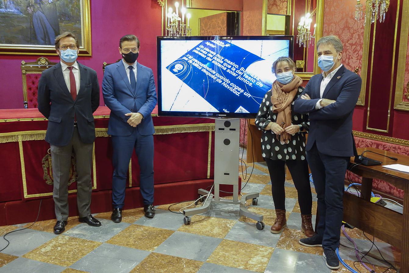 Una campaña de divulgación científica acerca a Granada el sistema solar