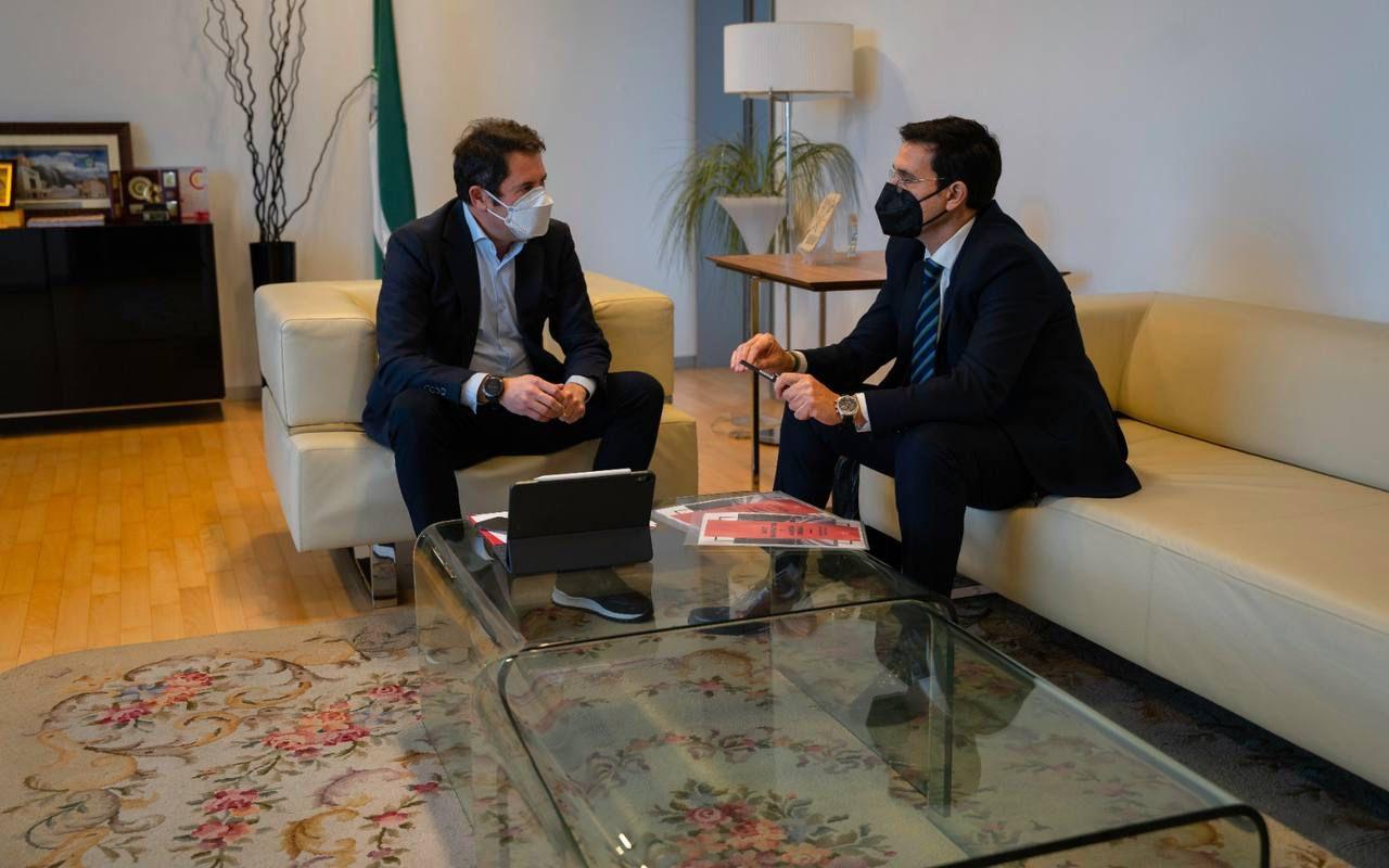 Cuenca presenta a los empresarios sus proyectos de ejecución con fondos europeos para la recuperación