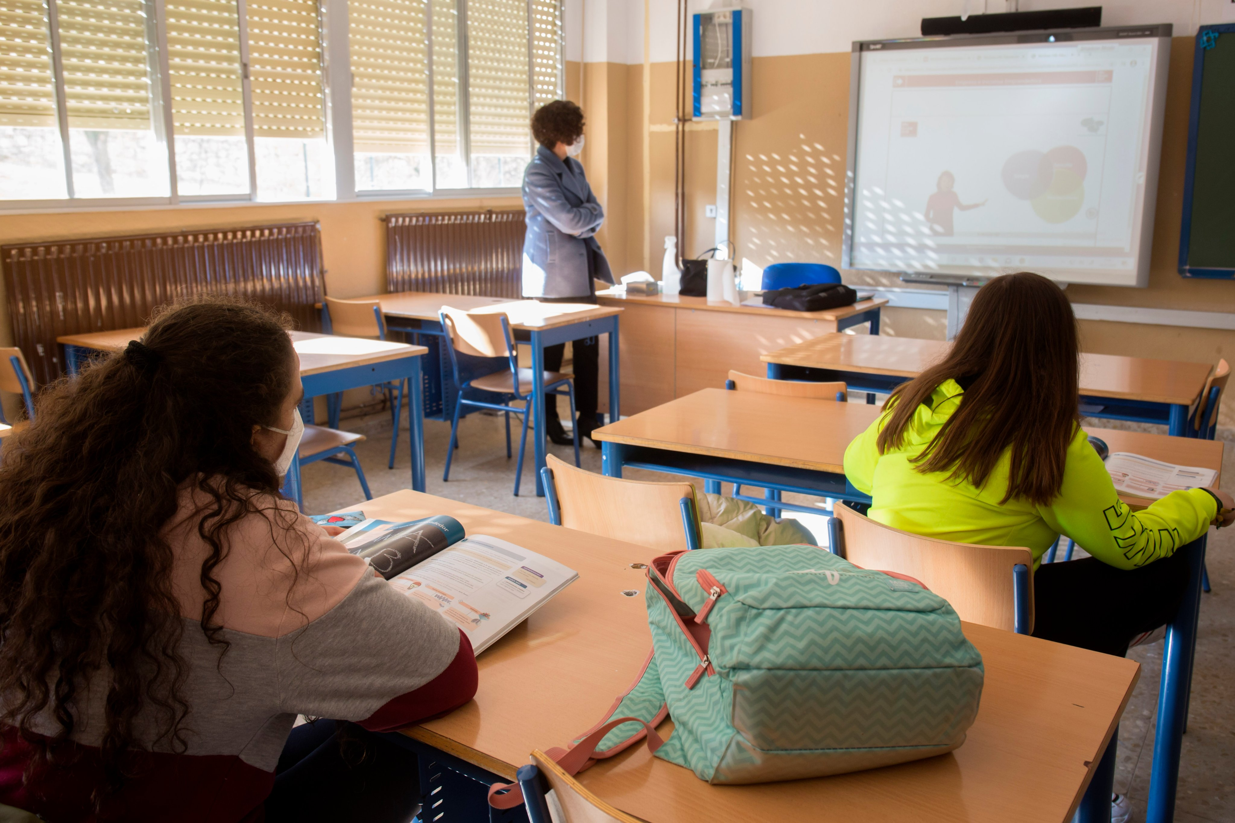 UGT vuelve a pedir «la homologación retributiva» de los docentes andaluces con el resto de CCAA