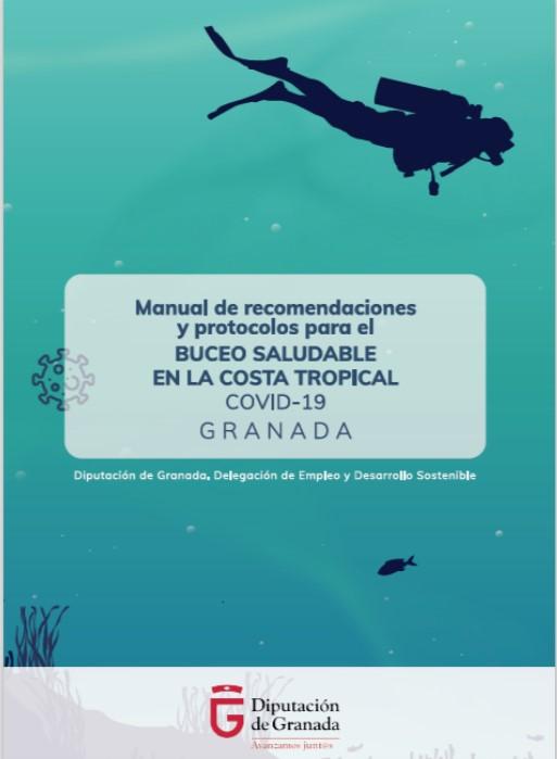 Diputación impulsa el buceo recreativo como elemento de desarrollo económico en la Costa granadina