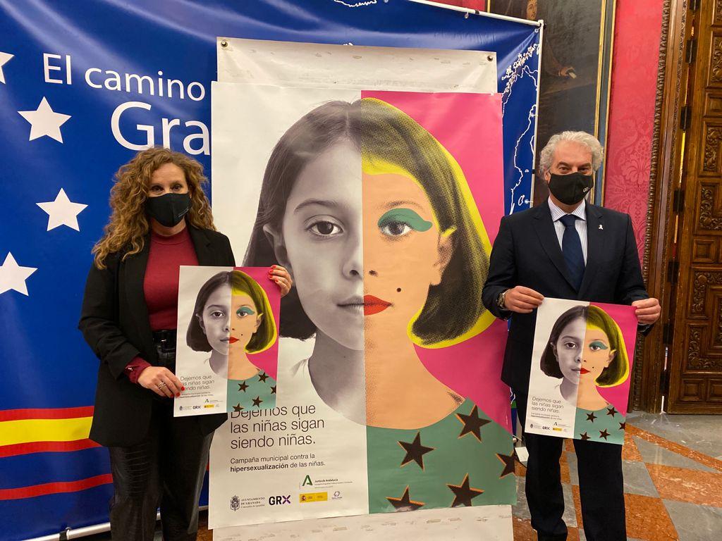 Lanzan una campaña publicitaria contra la «Hipersexualización» de las niñas