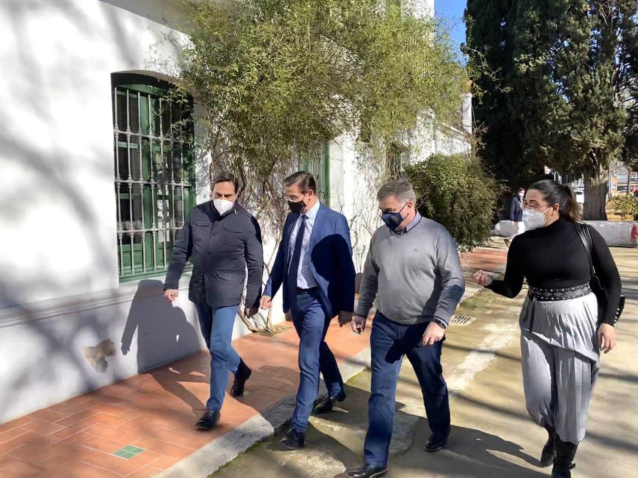 El Ayuntamiento iniciará las obras de acondicionamiento de la climatización de la Huerta de San Vicente
