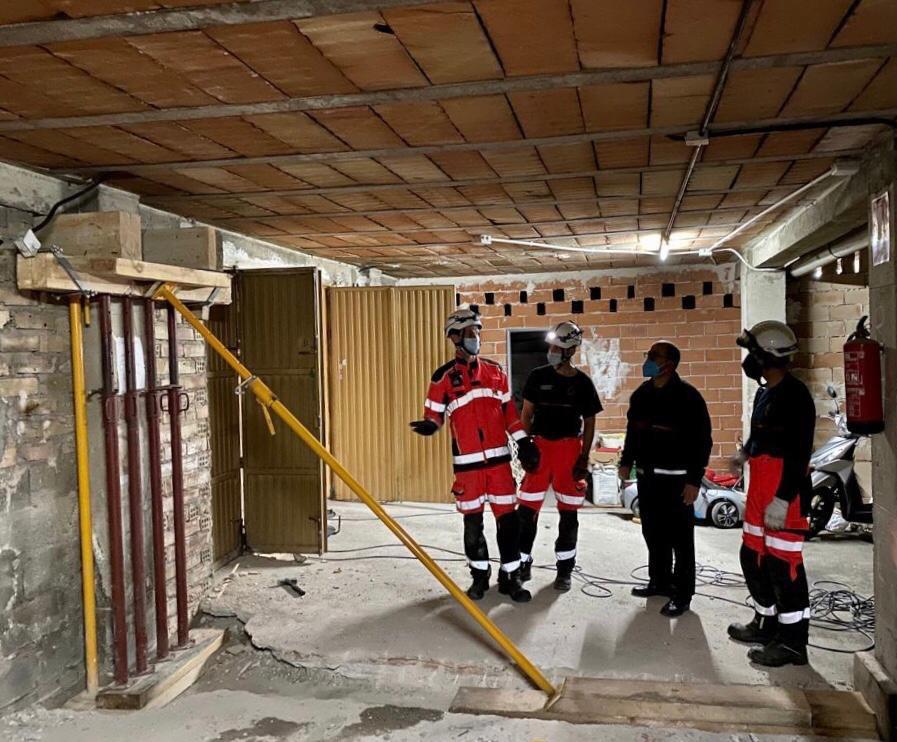 Granada cede sus técnicos municipales a municipios afectados para terremotos para valorar daños
