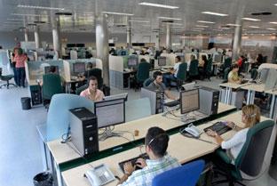 CSIF-A denuncia que Salud Responde ha atendido en enero 25.000 llamadas más por Covid que en todo el mes nterior