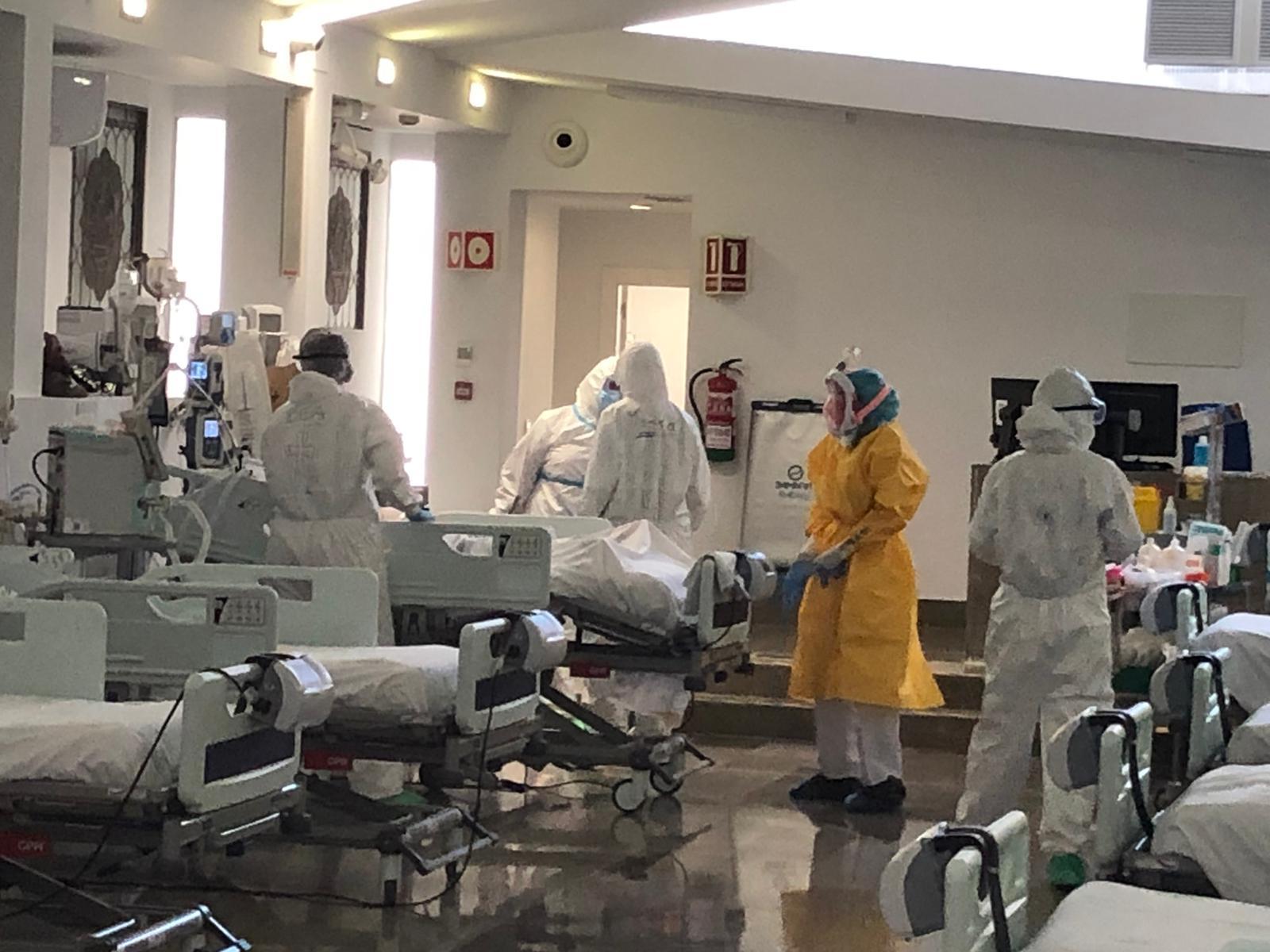 CSIF pide que no se escatime en equipos de protección para profesionales de la sanidad pública