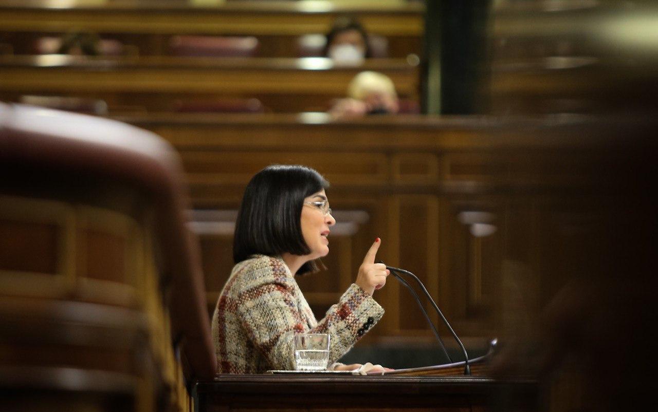 La Ministra de Sanidad pide a las comunidades autónomas que amplíen las medidas «todo lo posible»
