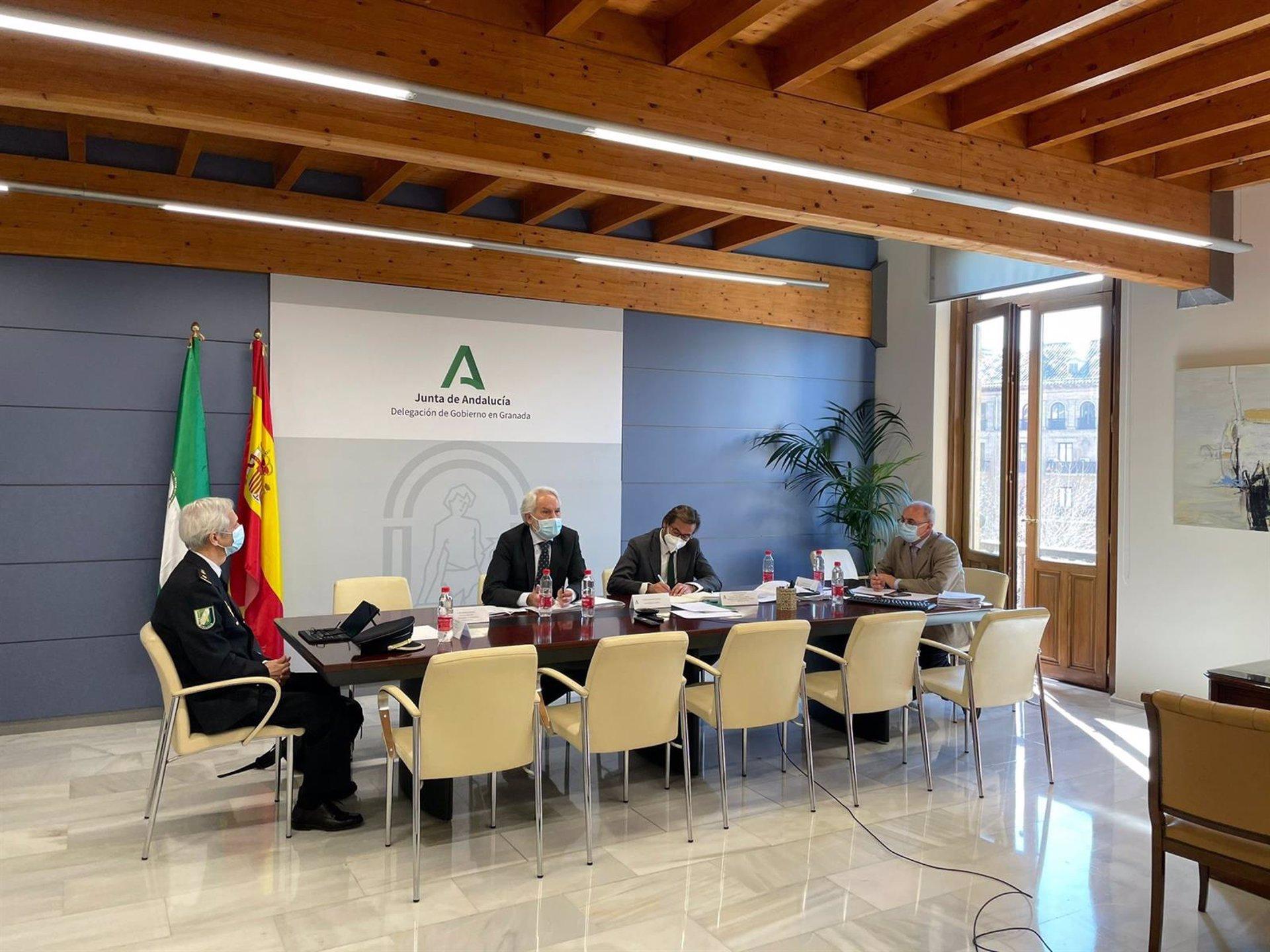 El Comité del Plan ante el Riesgo Sísmico avanza en sus trabajos de coordinación, formación y difusión