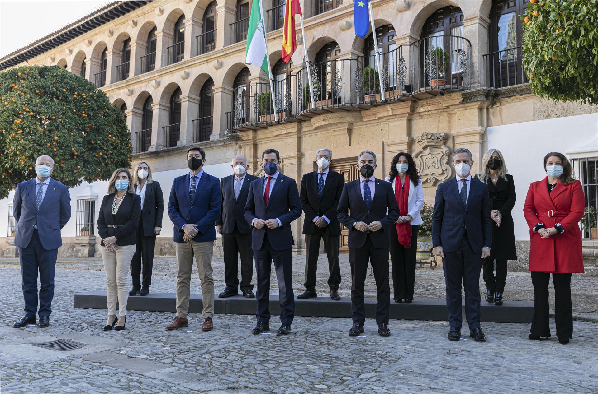 El Granada CF, galardonado con la Medalla de Andalucía al deporte