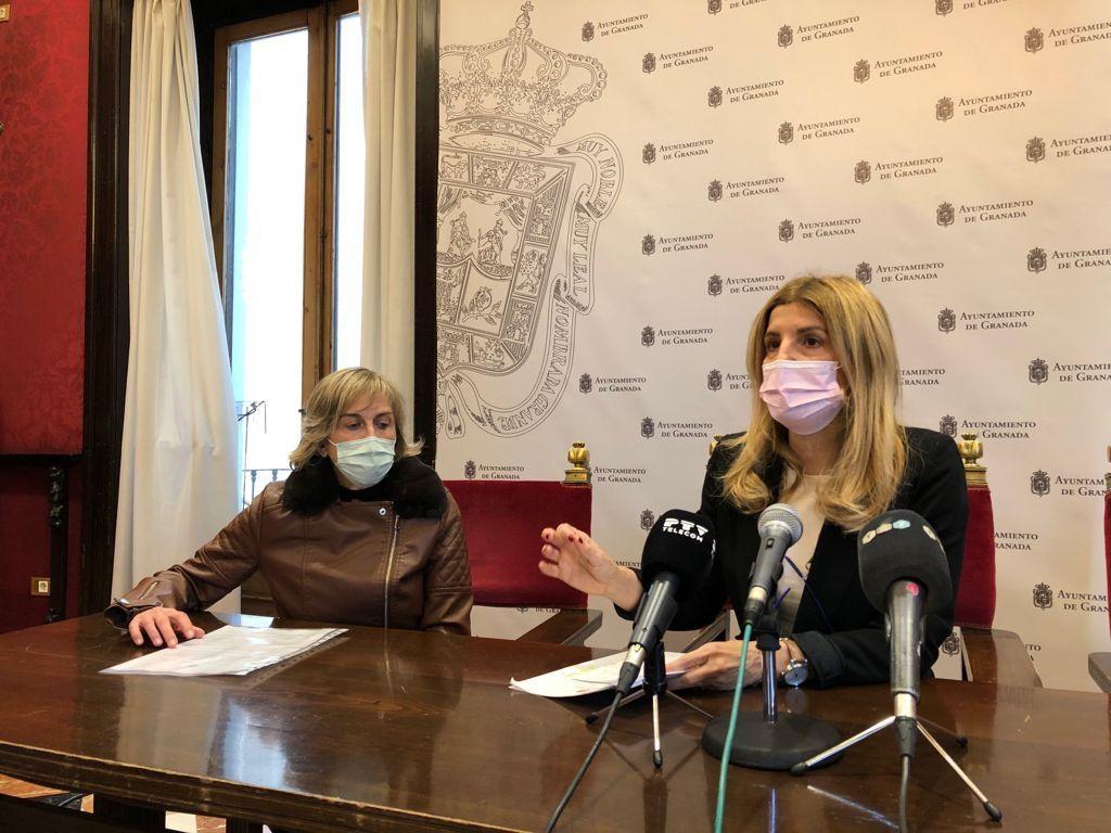 Granada reduce a 45 días la respuesta a los avisos de reparación del pavimento