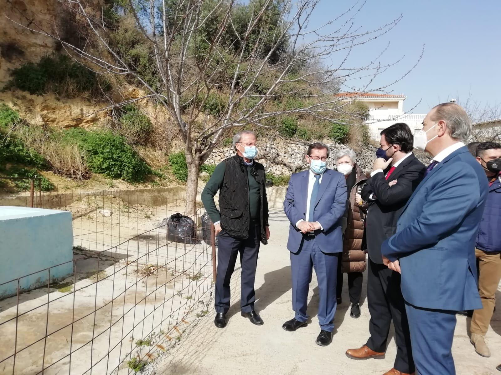 La Junta destinará ayudas de hasta 120.000 euros para municipios afectados por inundaciones