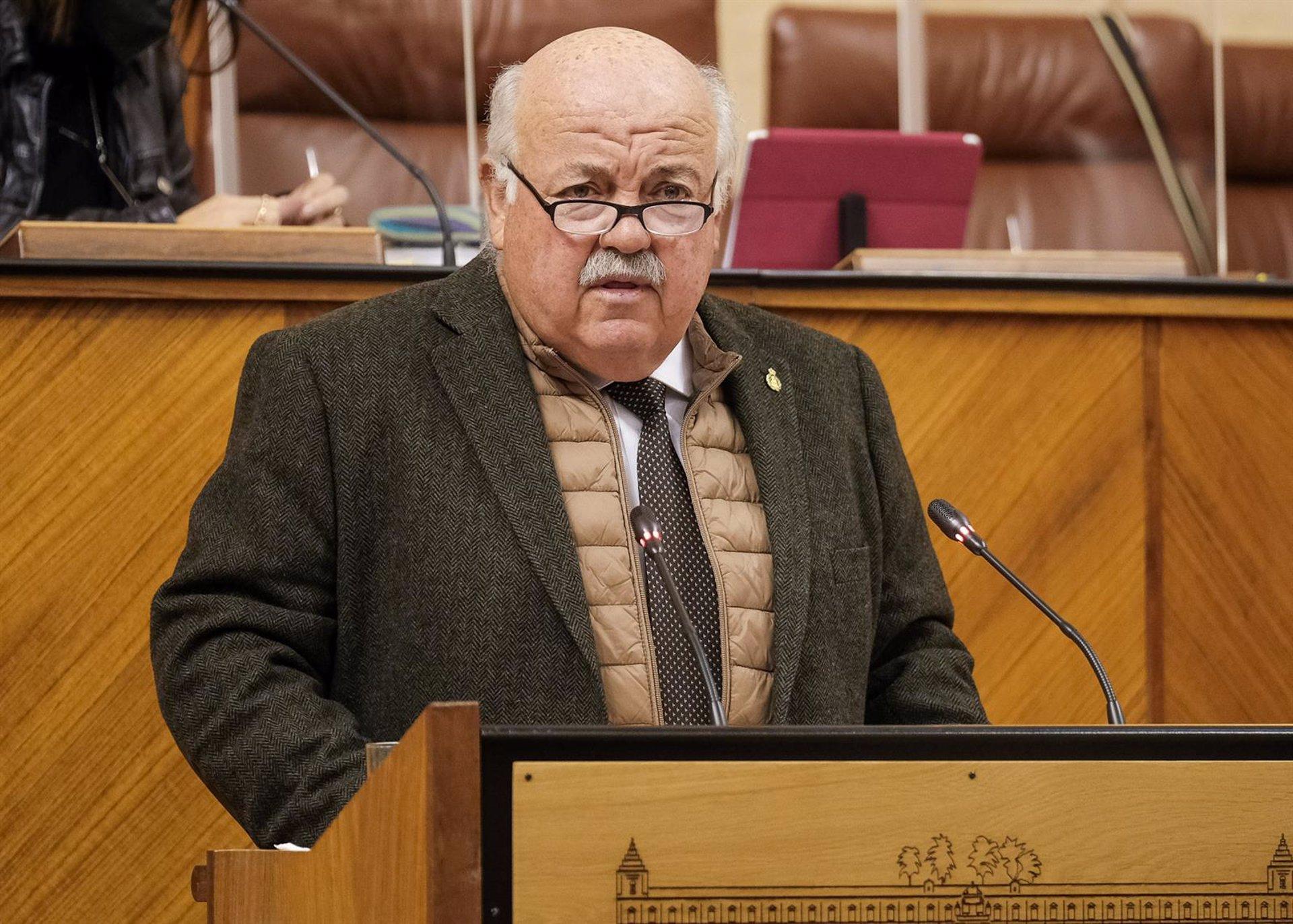 Aguirre afirma que la EASP permanecerá en Granada y aglutinará toda la formación de la Consejería de Salud