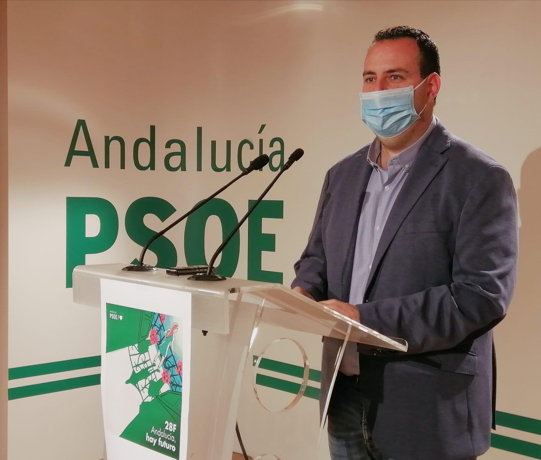 """El PSOE defiende la autonomía andaluza frente """"al ataque de las derechas"""""""