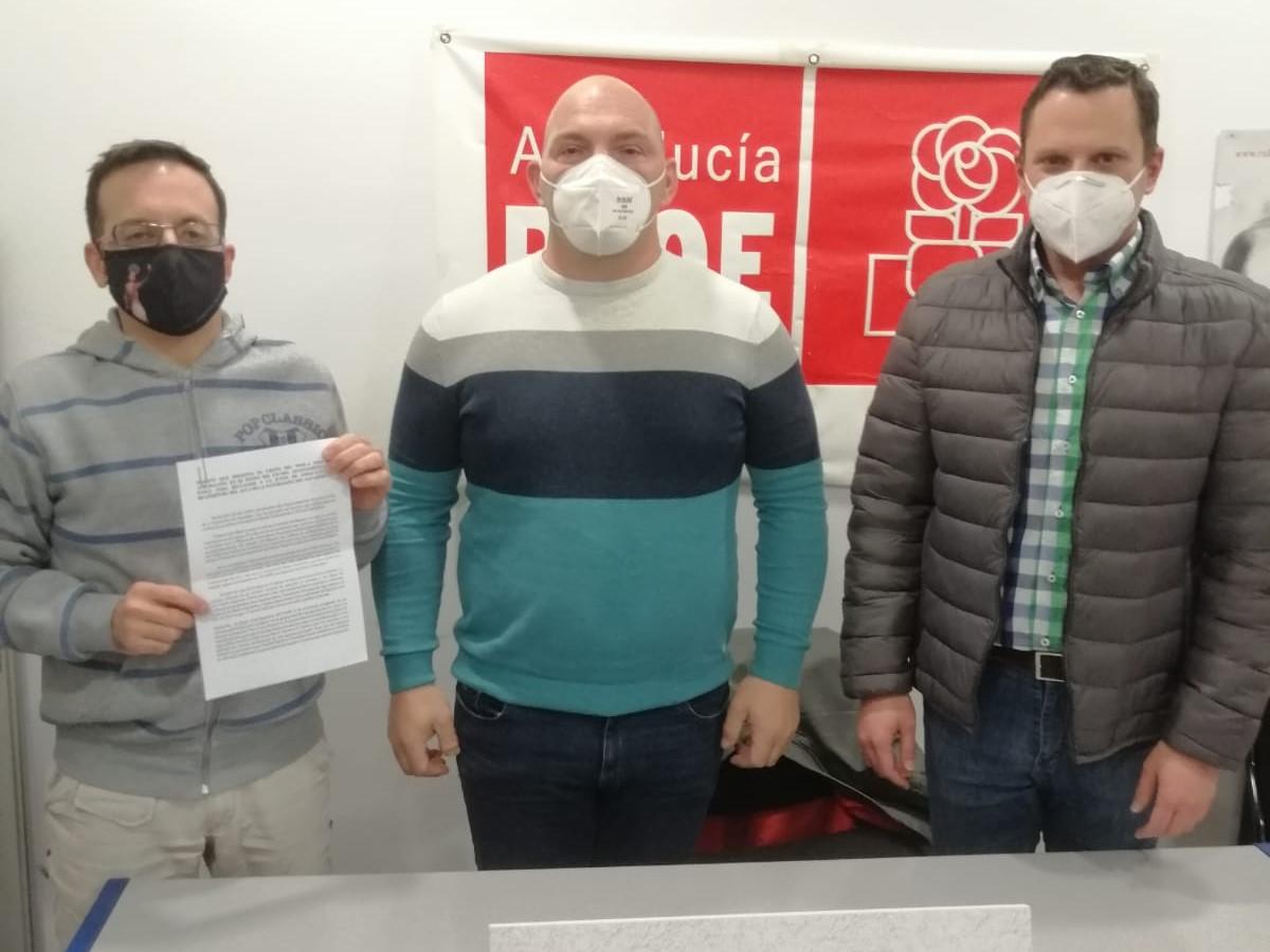 EL PSOE denuncia que el aula de naturaleza «El Aguadero» lleva casi dos años cerrada