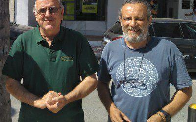 Podemos denuncia el abandono de la estación de autobuses de  Almuñécar