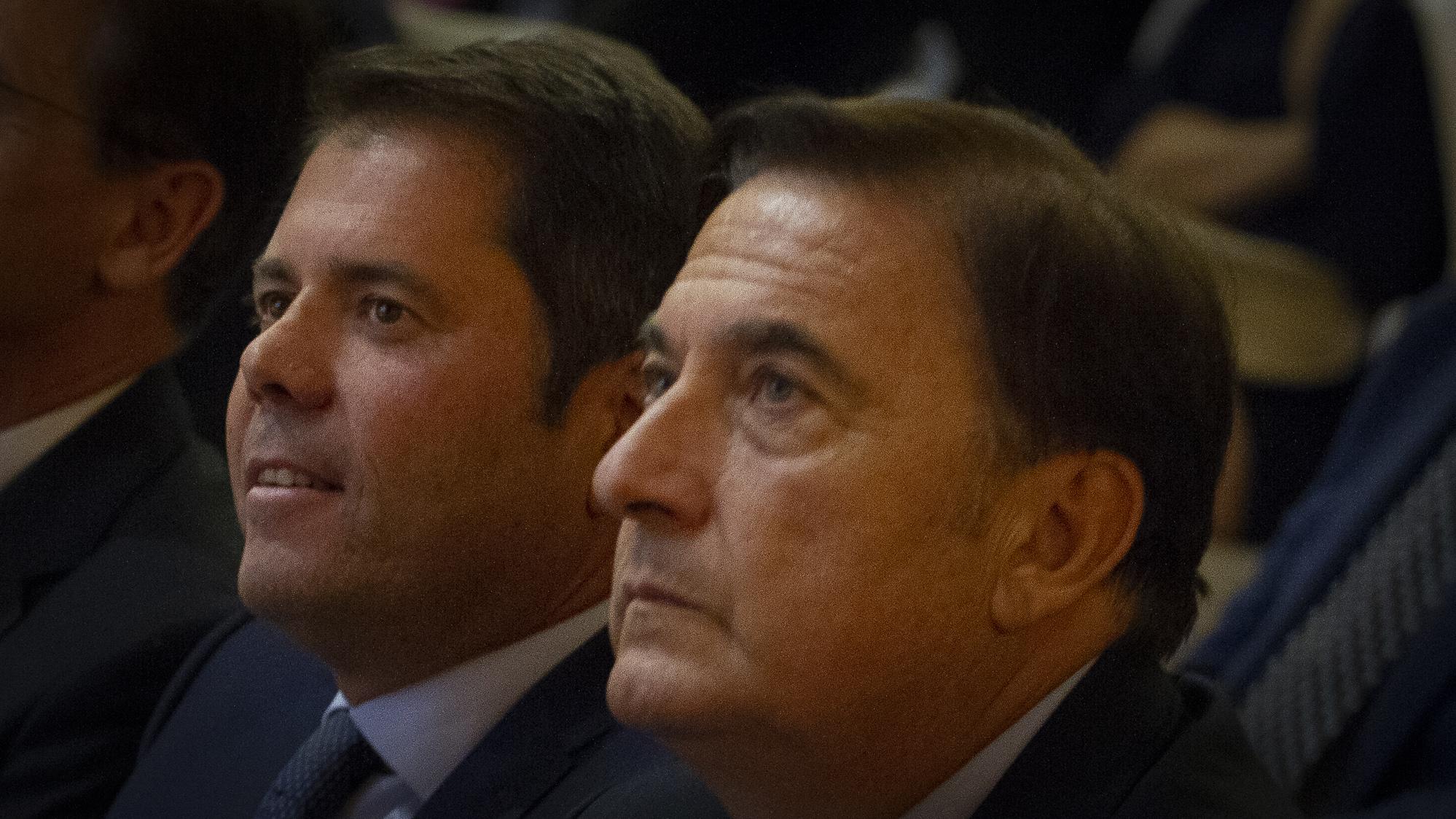 Los empresarios muestran su dolor tras el fallecimiento de Ángel Gijón