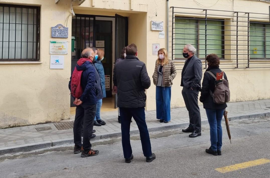 El Ayuntamiento cede un local a Grexales, asociación de personas ex-alcohólicas