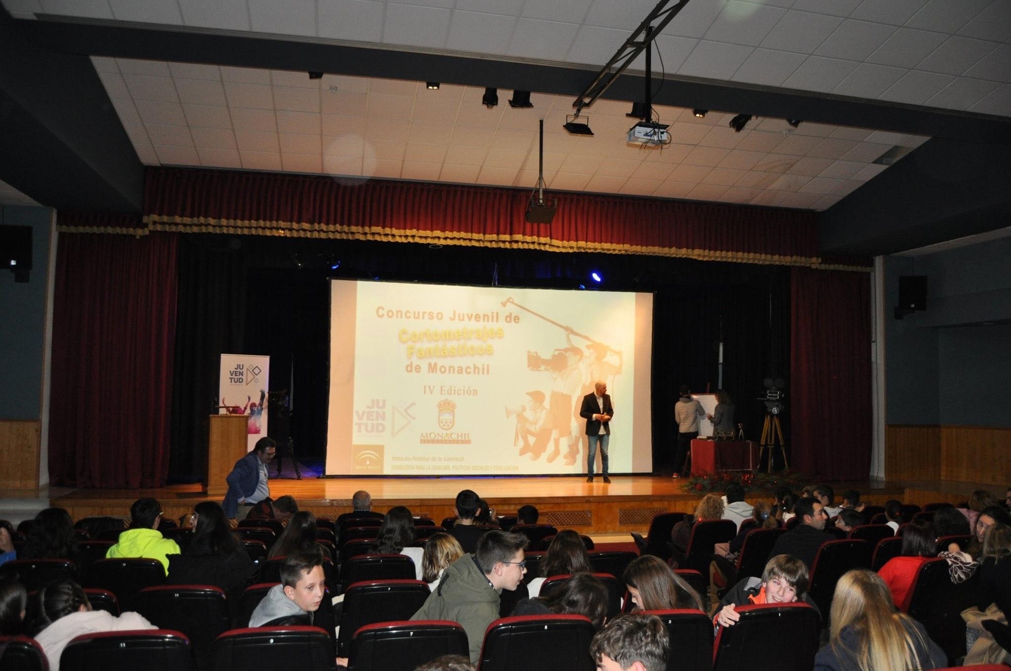 Monachil abre el plazo para participar en el V Concurso Juvenil de Cortometrajes Fantásticos