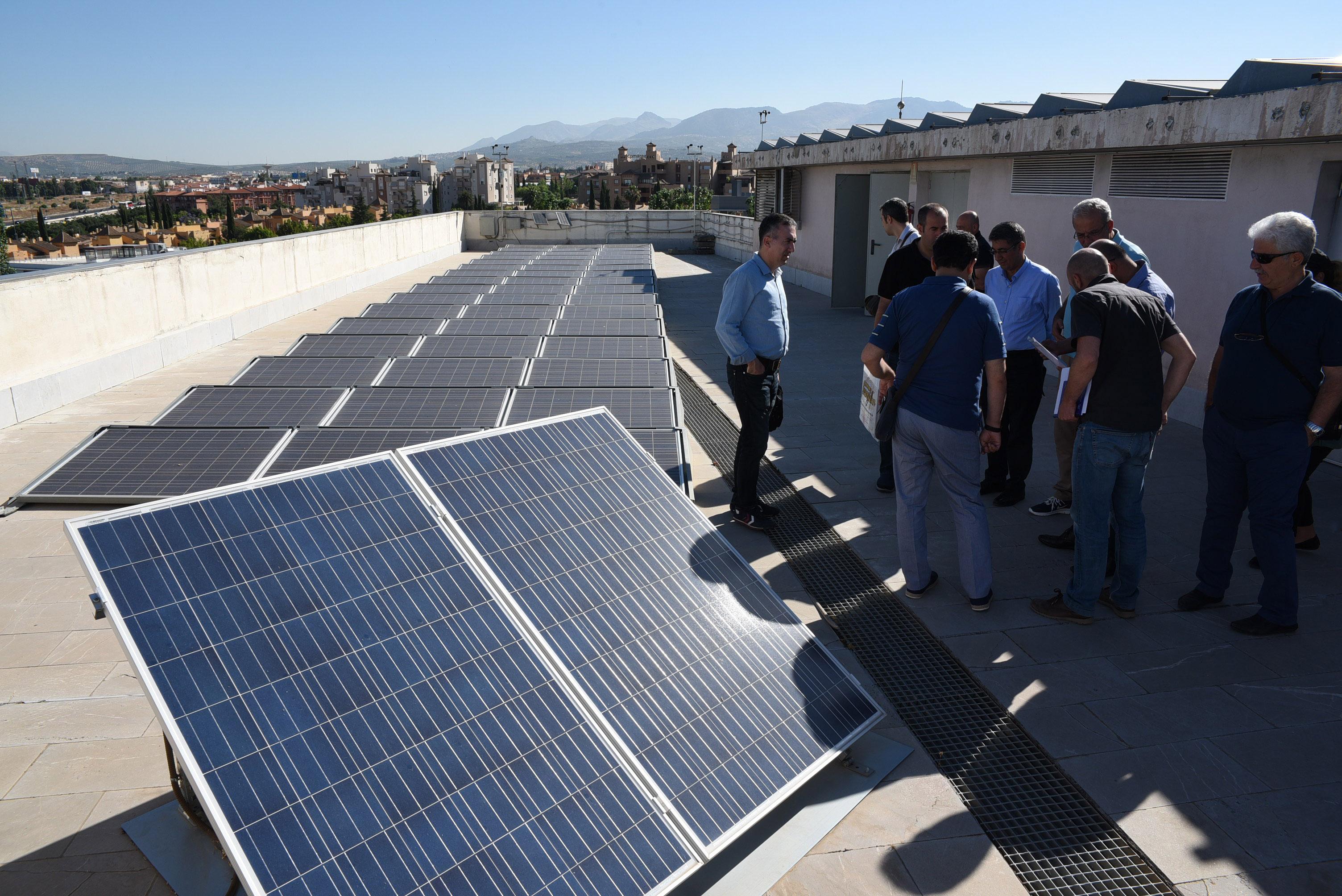 Diputación apuesta por las energías renovables en las propuestas para los fondos de recuperación