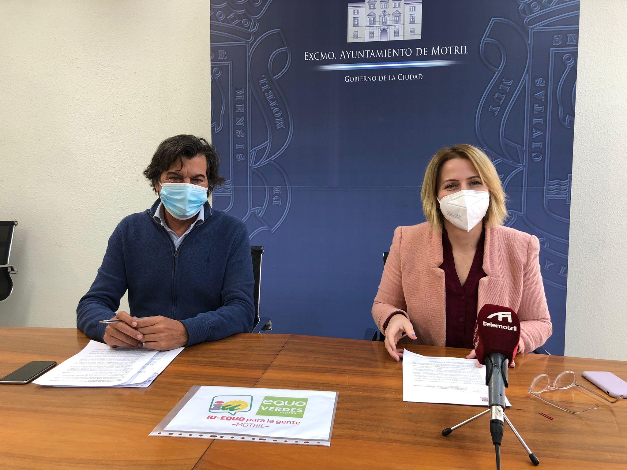 IU-Equo pide cambiar los criterios de selección en las convocatorias municipales de empleo temporal de Motril