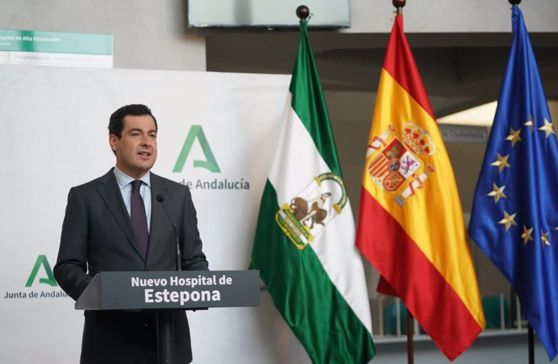 Andalucía estudia rebajar las restricciones a los municipios que acumulen 10 días de caída de la incidencia