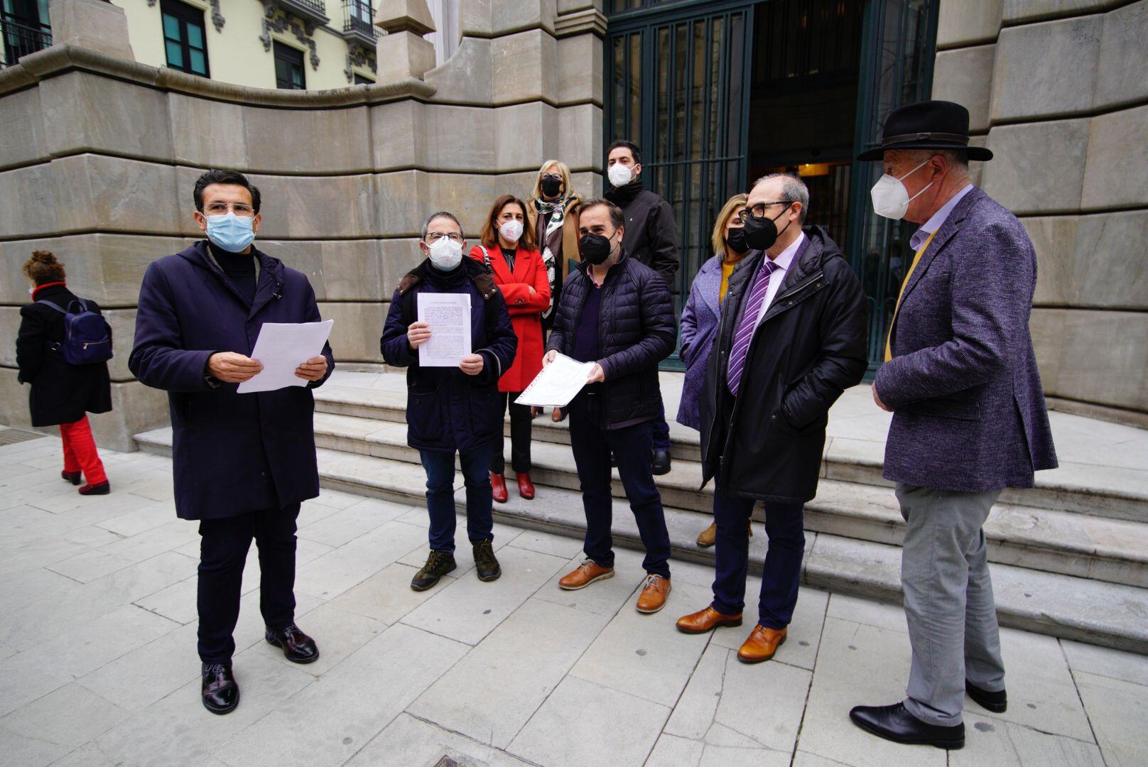 El PSOE denuncia a Endesa ante Fiscalía por los cortes de luz en Zona Norte