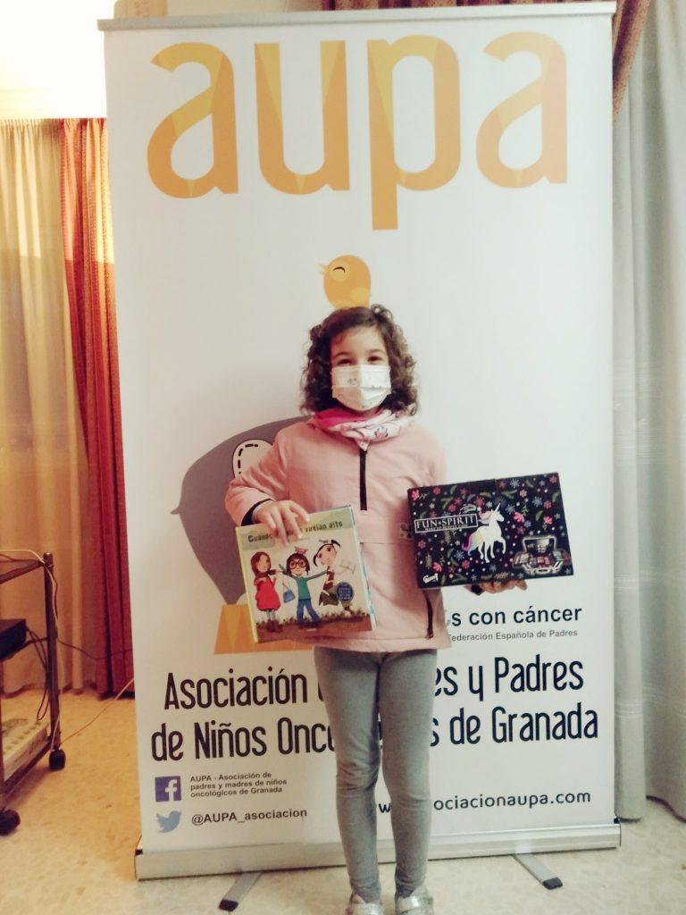 Aúpa, la Asociación de familias de menores con cáncer leerá hoy un manifiesto en el Materno Infantil