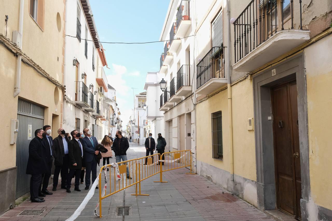 Marín anuncia un gabinete de coordinación para actuar sobre los daños provocados por los teremotos