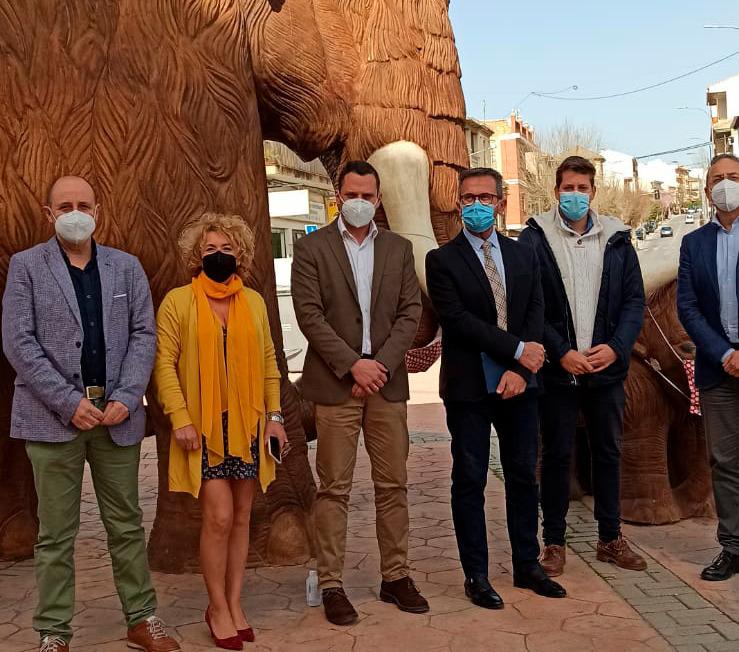 La Junta invierte 60.000 euros en la puesta en valor turístico del silo de Padul