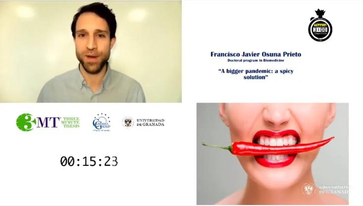 Ocho doctorandos de la UGR se clasifican para la final del concurso '3 Minute Thesis'