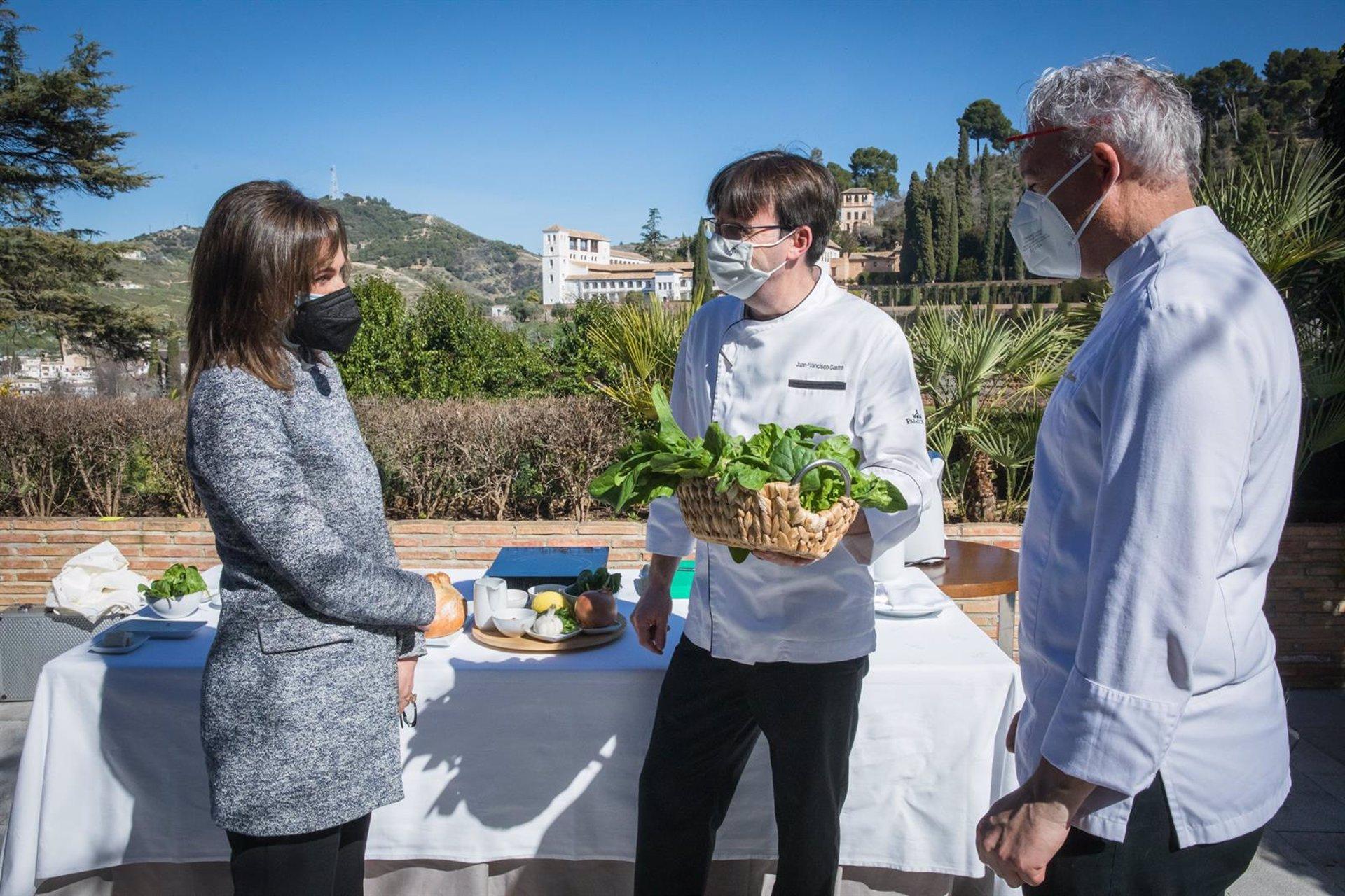 La Alhambra celebra el Día de Andalucía con actividades online sobre poesía, gastronomía y artesanía