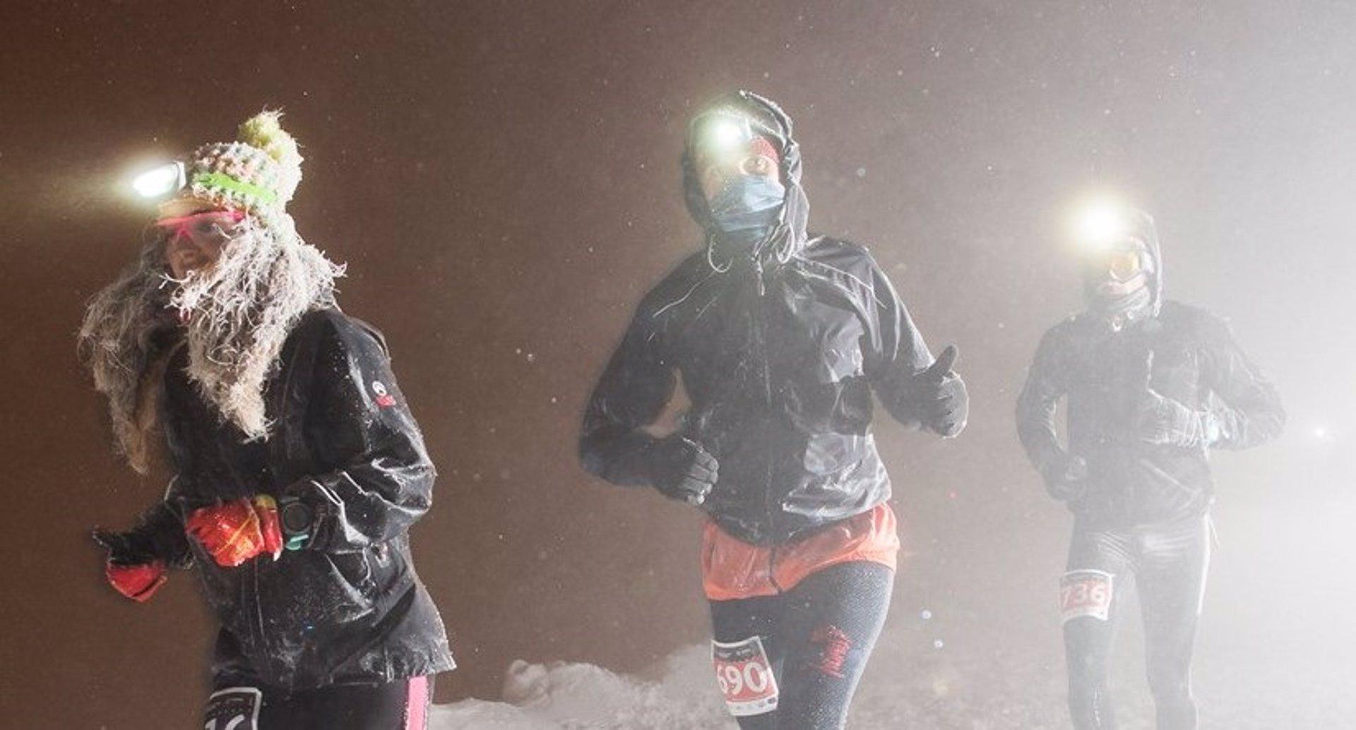 Sierra Nevada acoge el Campeonato de España de Snow Running