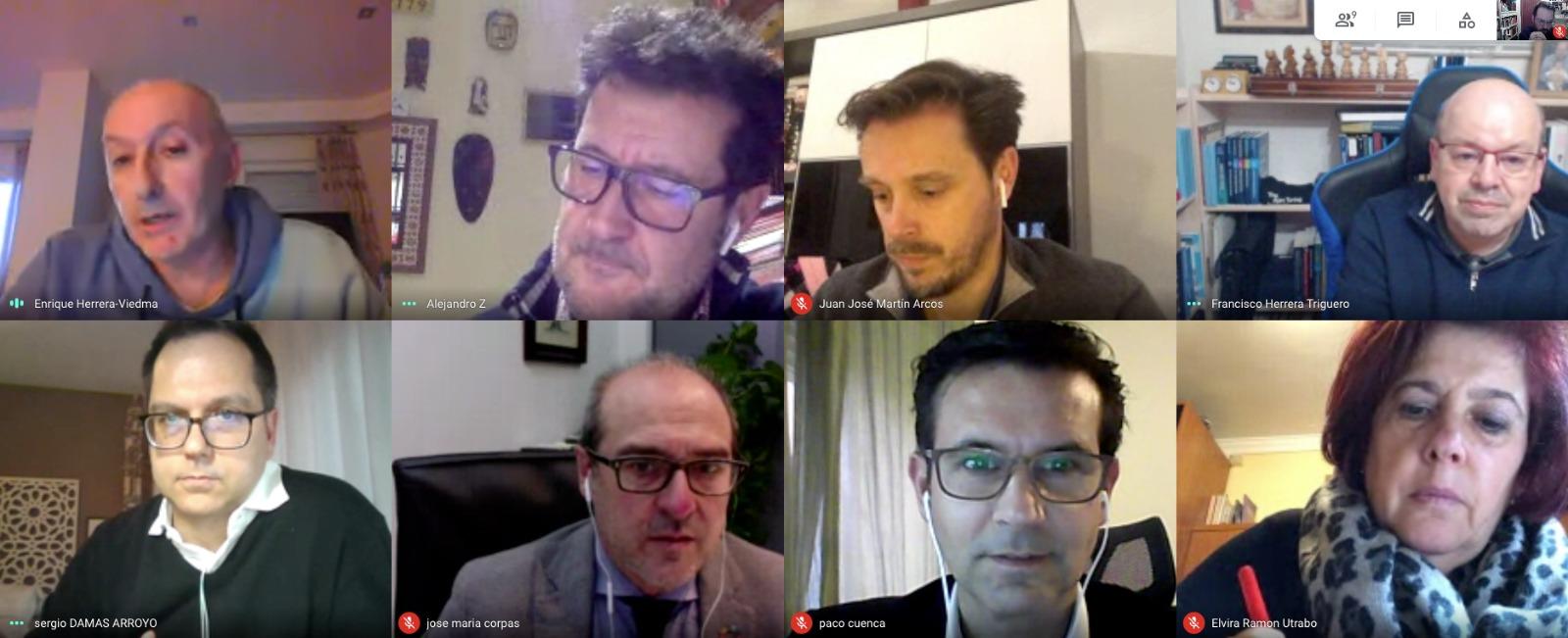 El PSOE defiende que la UGR pida fondos «Nextgeneration» en materia de inteligencia artificial