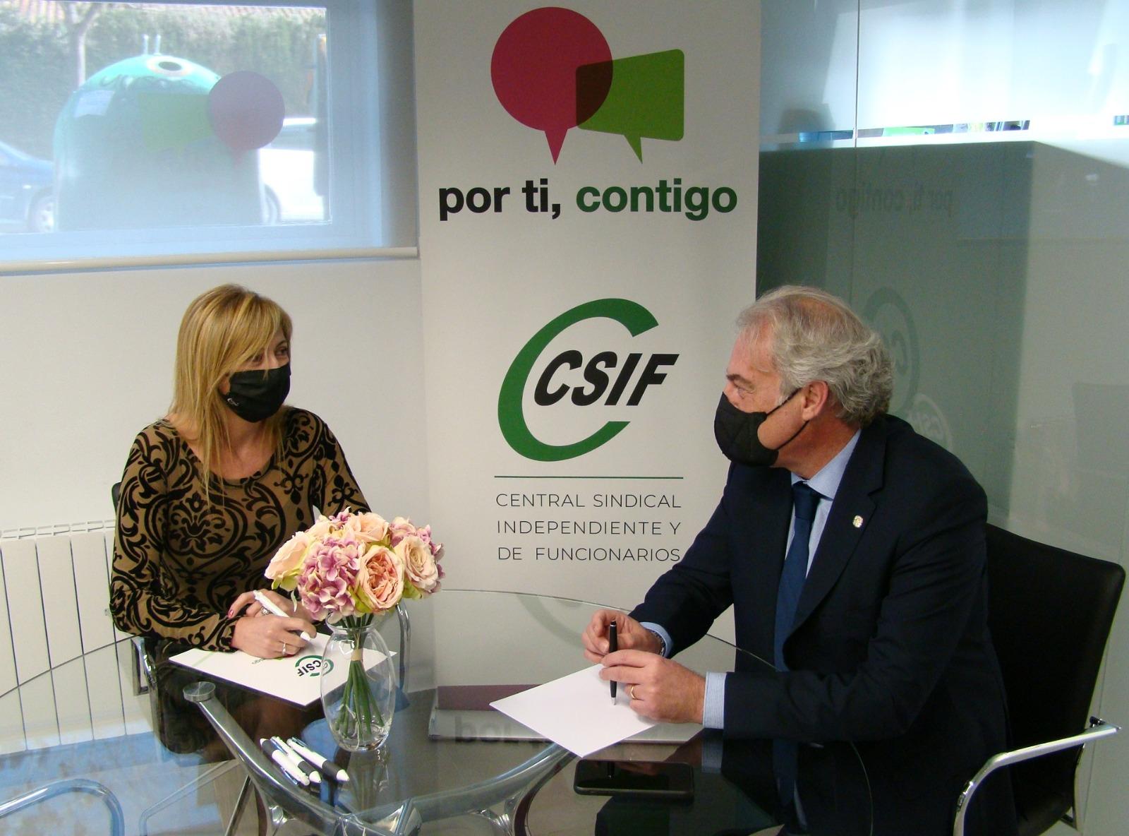 Reunión de CSIF con Igualdad del Ayuntamiento de Granada para tratarla brecha salarial
