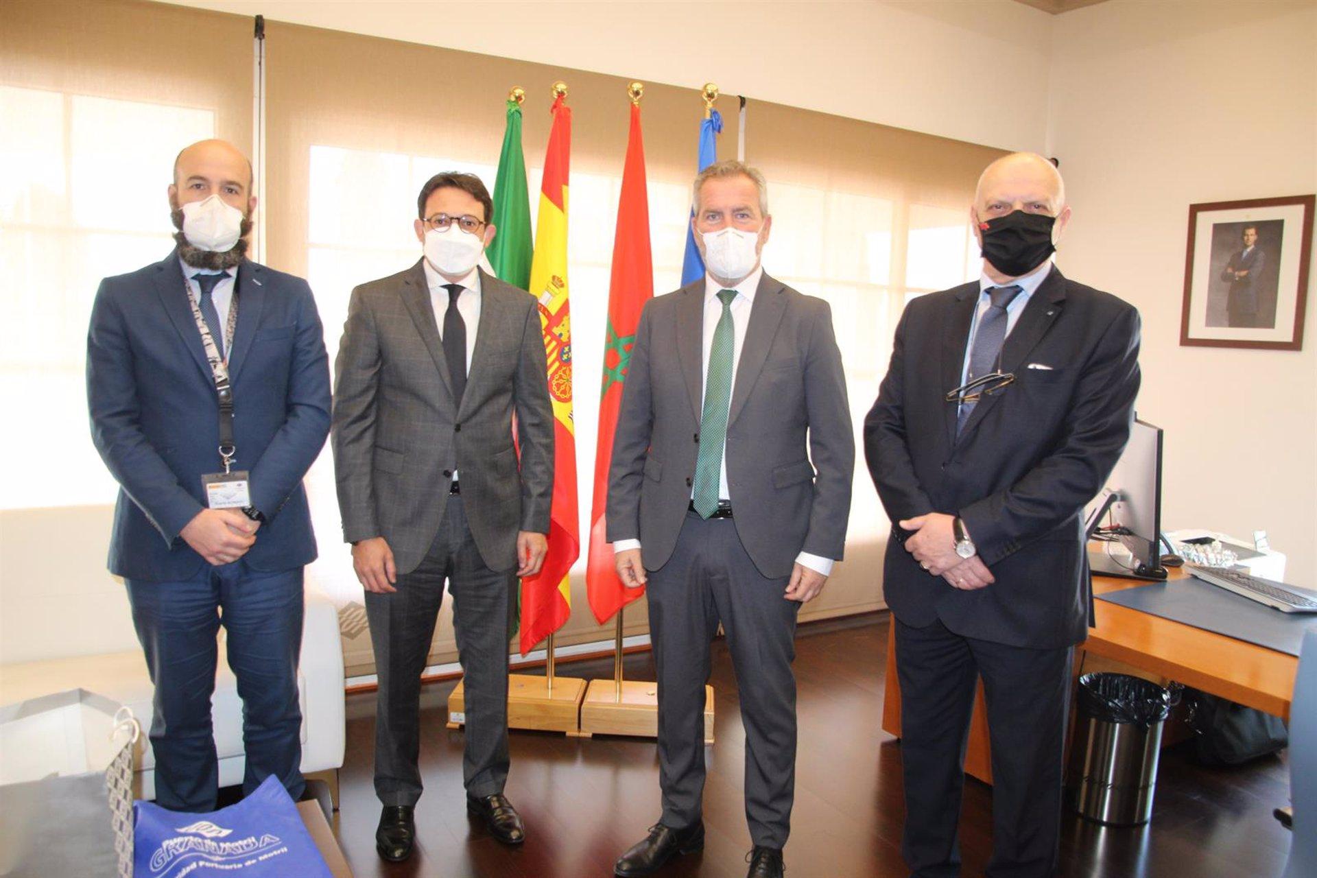 La naviera MCL establecerá una nueva conexión diaria entre Motril y Marruecos