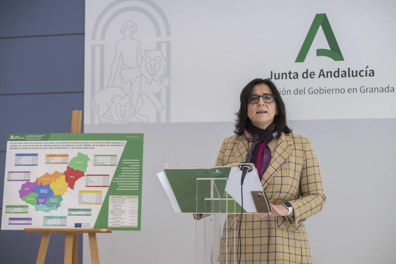 La Junta destina 12'5 millones de euros en la mejora de caminos rurales