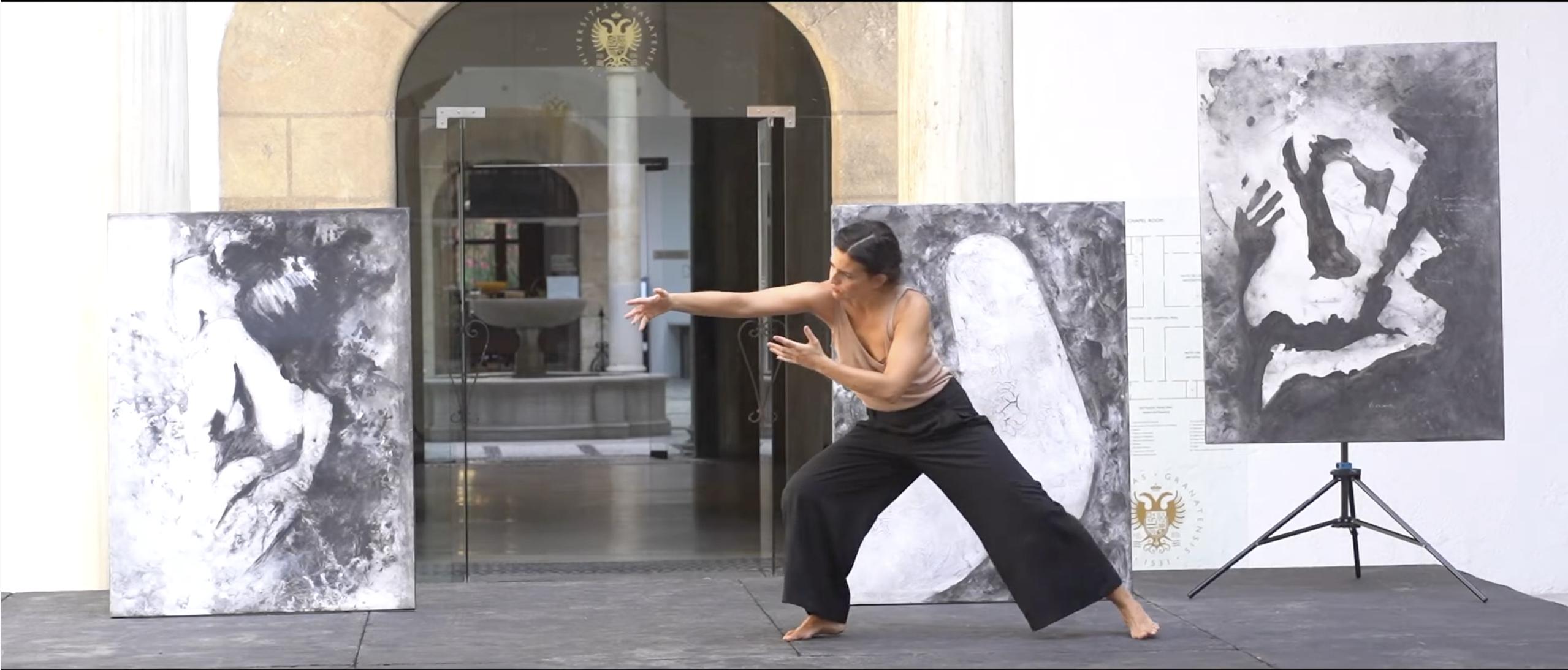 Presentan 'Arte en movimiento', una creación audiovisual sobre el patrimonio arquitectónico de la UGR