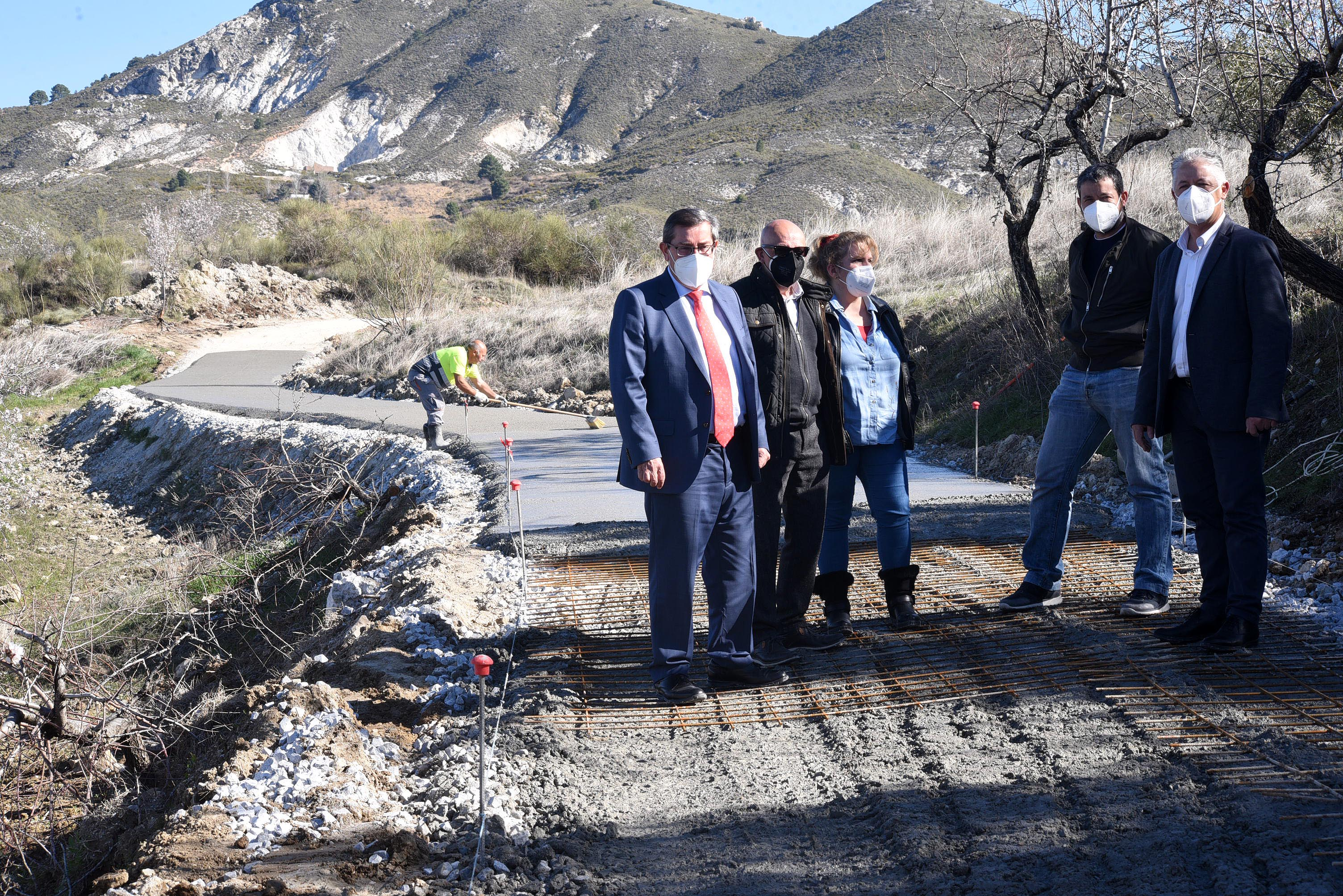 Invierten más de 550.000 euros en la mejora de infraestructuras y equipamientos en Beas de Granada