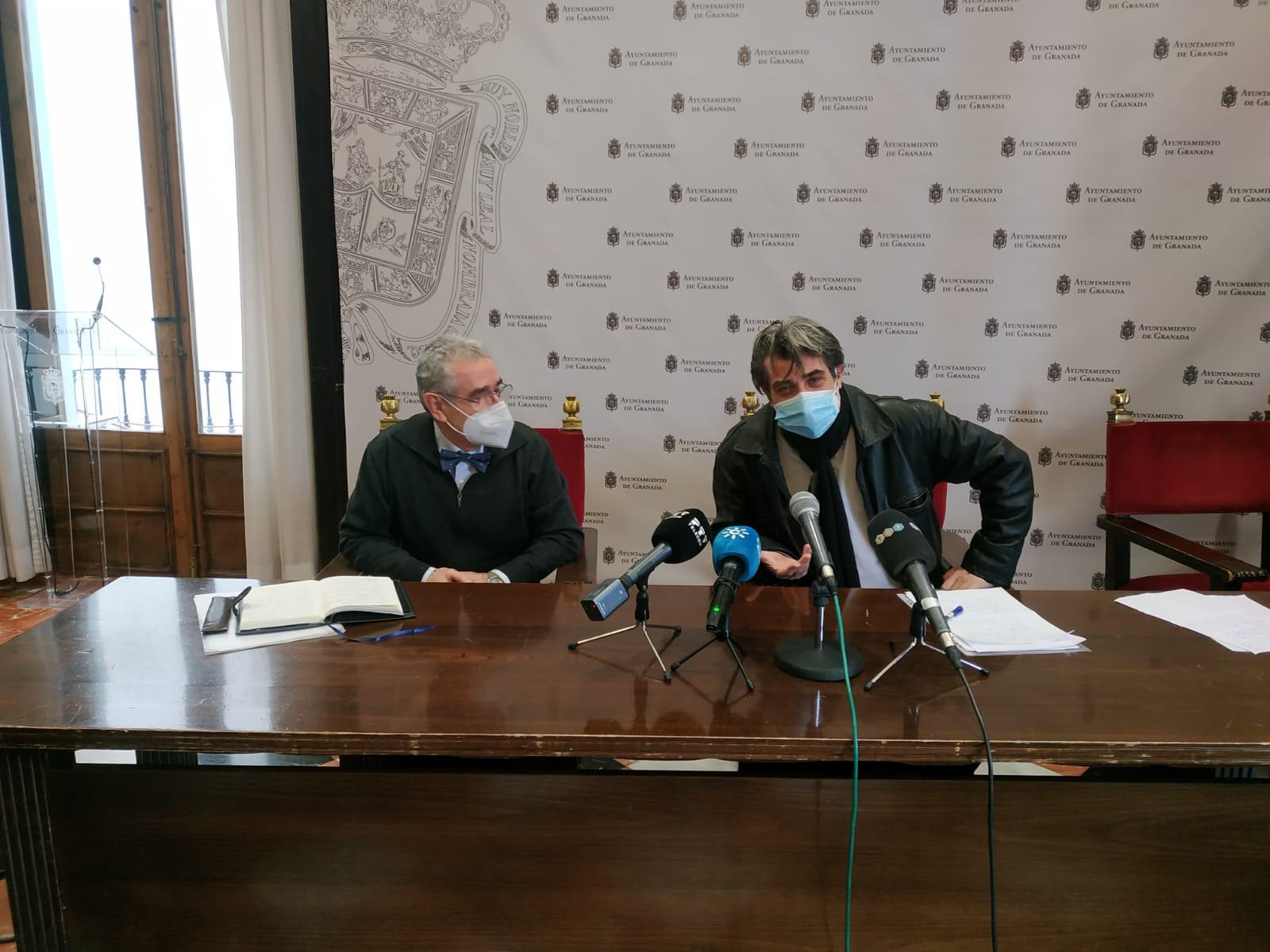 Podemos-IU pide la expulsión del Ayuntamiento como acusación en el caso Mulhacén por 'boicotear' la causa