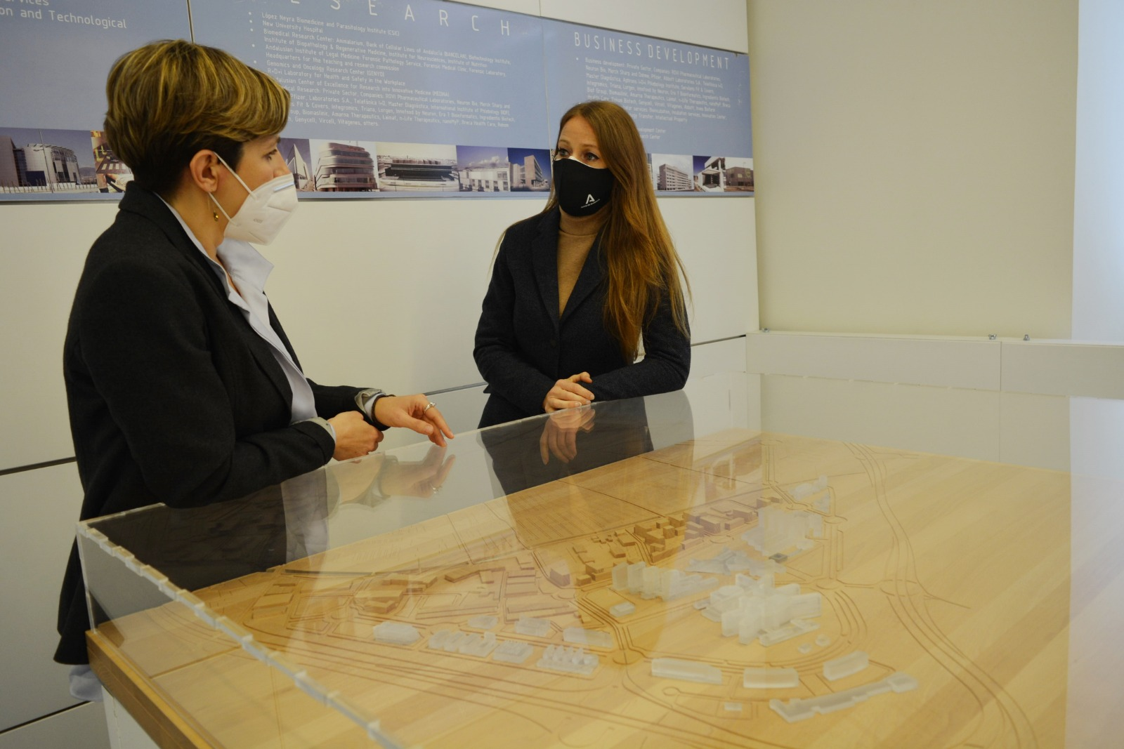 Las instalaciones y empresas alojadas en el PTS podrán ser visitadas en 3D a través de su web