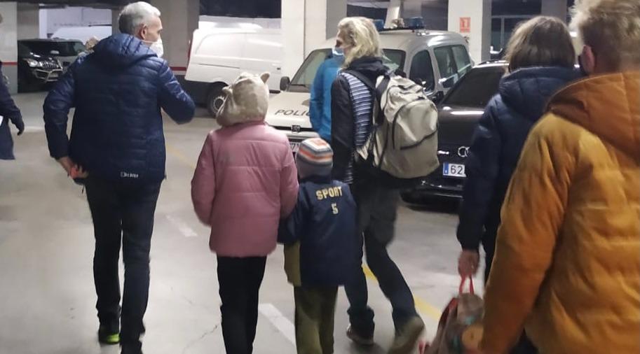 La Policía localiza en una comuna de La Alpujarra a tres menores finlandeses sustraídos en su país