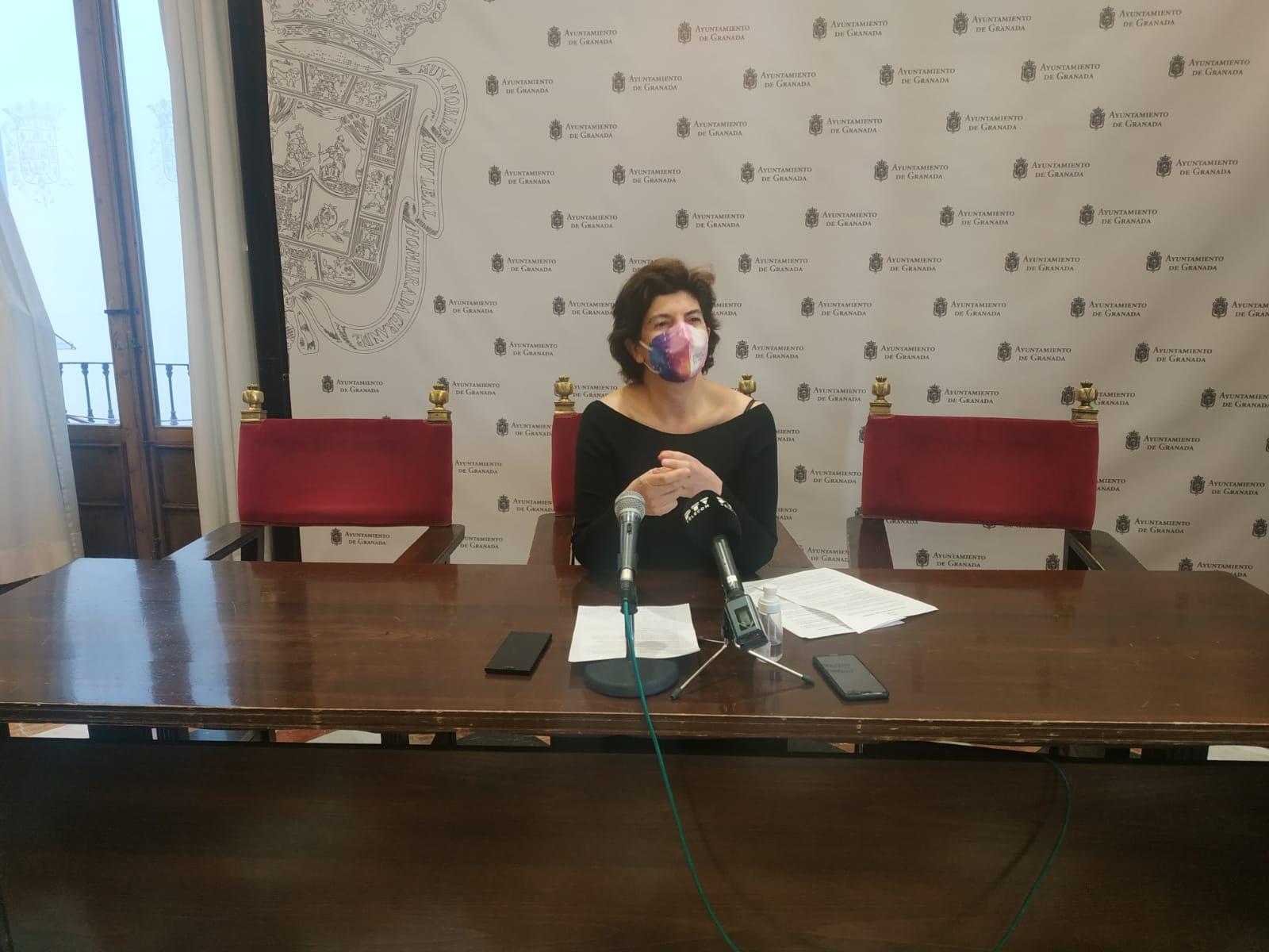 """Podemos-IU pide el cambio hacia unos comedores escolares """"saludables y con alimentos de Granada"""""""