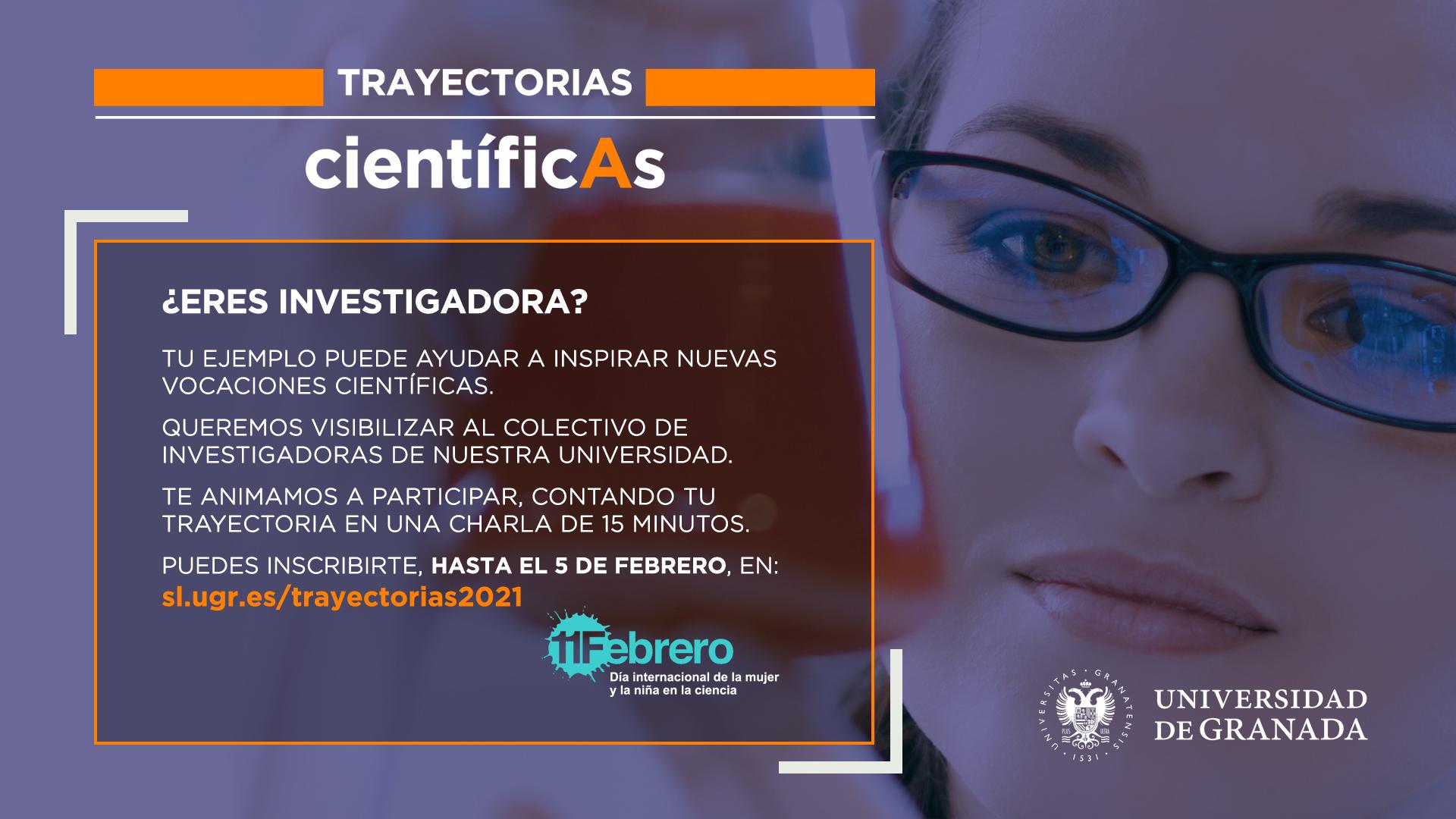 La UGR conmemora el Día de la Mujer y la Niña en la Ciencia con numerosas actividades formativas y de divulgación