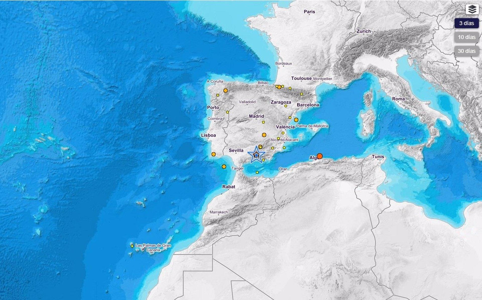 Santa Fe registra la mayoría de terremotos de baja intensidad de las últimas horas