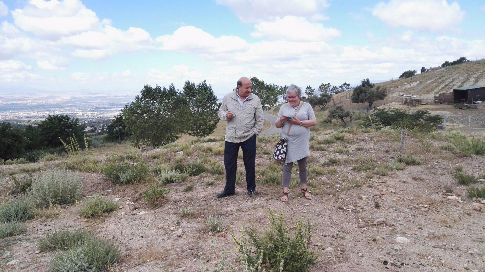 La nieta de Dióscoro Galindo pide al Constitucional buscar sus restos junto a los de Lorca