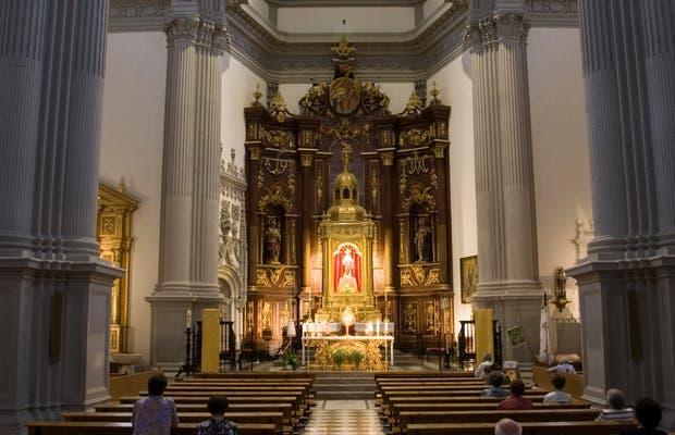 Patrimonio autoriza la instalación de un nuevo retablo en la iglesia de Santa María la Mayor de Huéscar